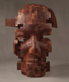 Glitch carving